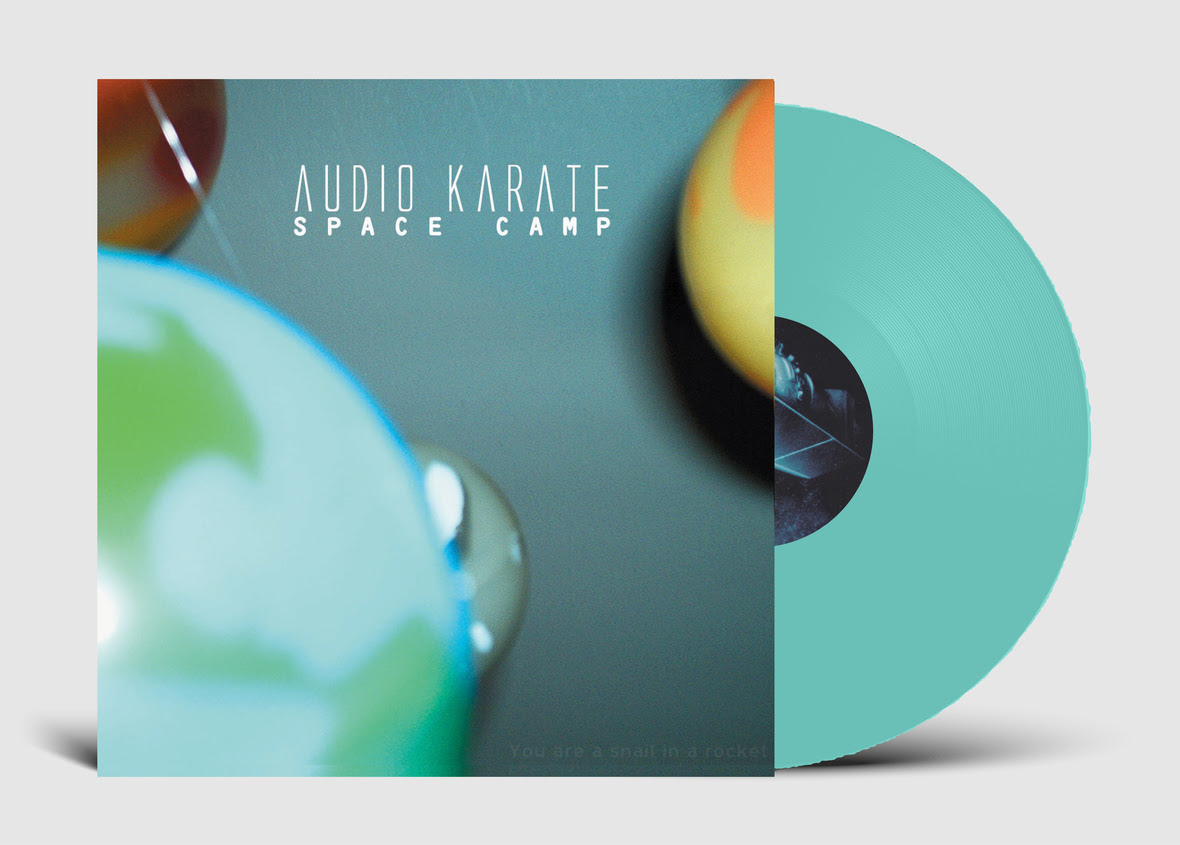 audio karate vinyl