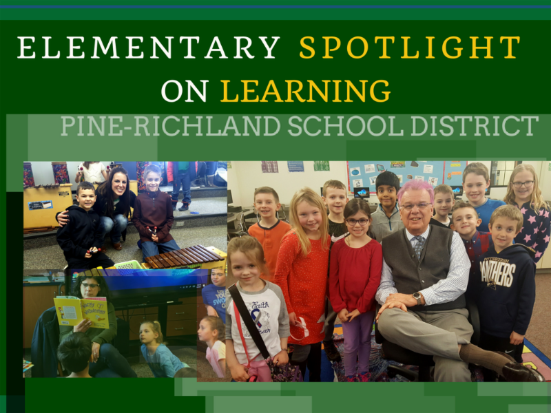 Elementary Spotlight on Learning