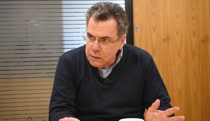 Historiador y politólogo Gerardo Caetano.