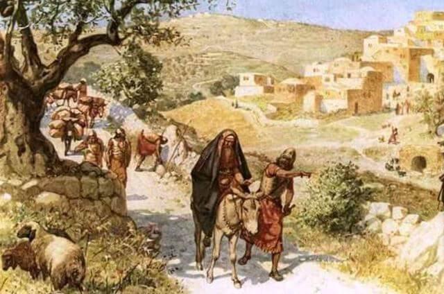 David-fleeing-from-Jerusalem