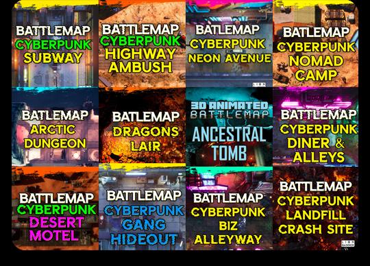 Lion Banner Games