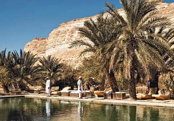 oasis%2Bde%2Begipto - Extraña alineacion a nivel mundial de antiguas construcciones
