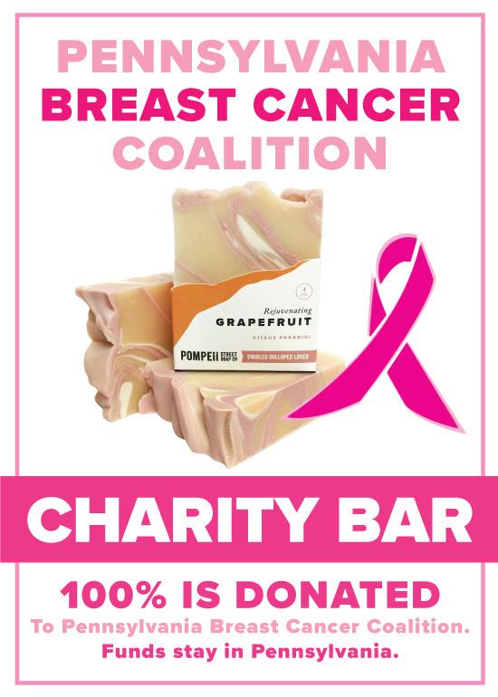 Breast Cancer Awareness Month: Grapefruit Charity Bar