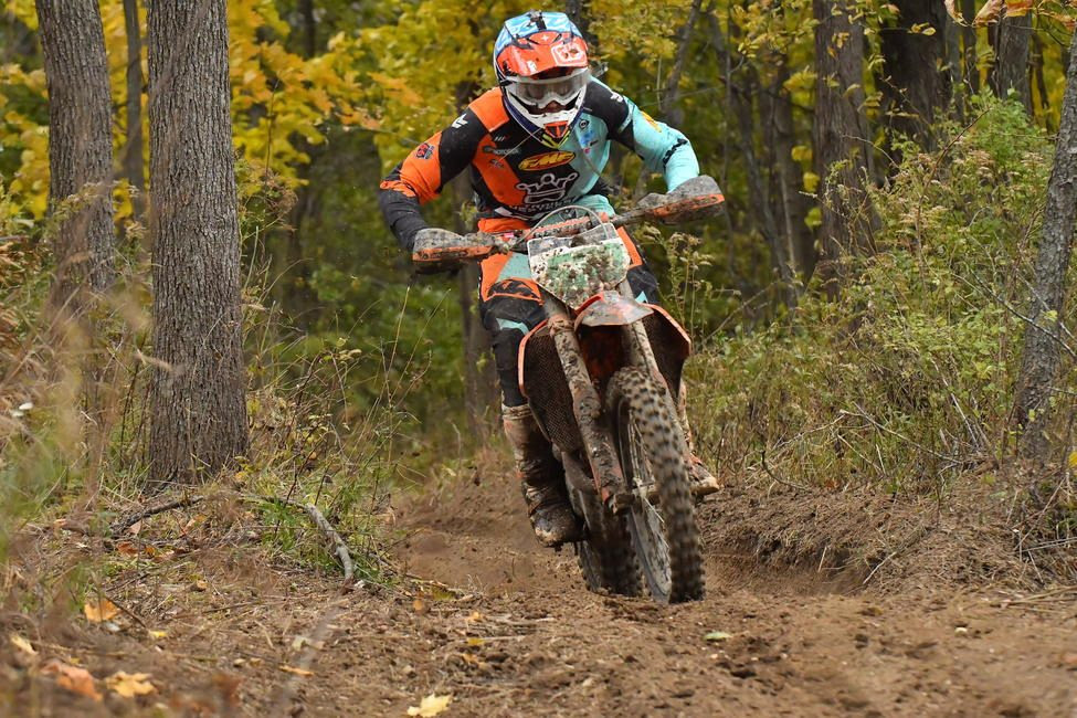 Ben Kelley clinched his first-career XC2 250 Pro Championship.