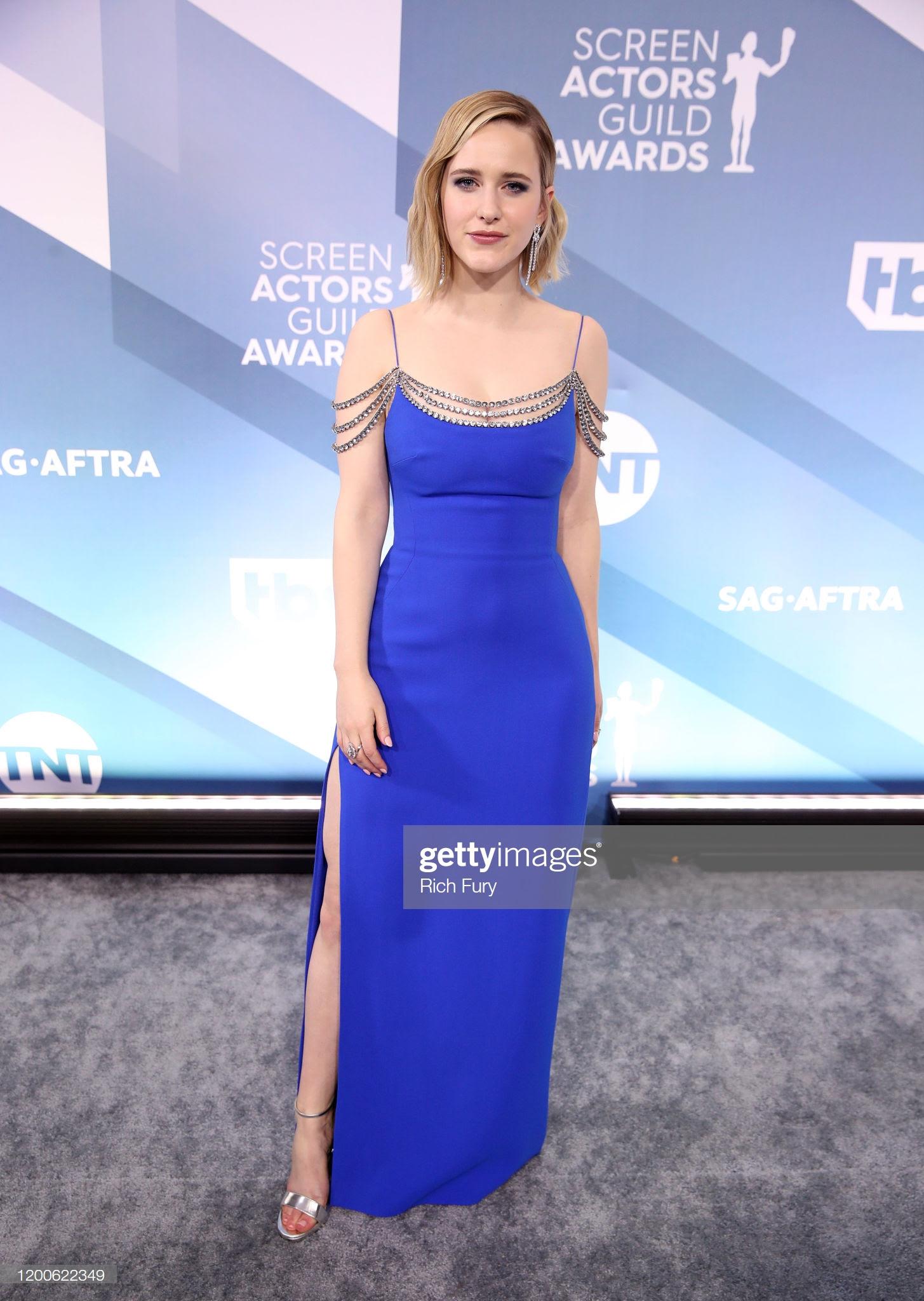 """617eb007 5bc8 40b2 8d1f b916415bb558 - Screen Actors Guild Awards"""" 2020: Scarlett Johansson y Leonardo Dicaprio entre las celebrities que lucieron Jimmy Choo"""