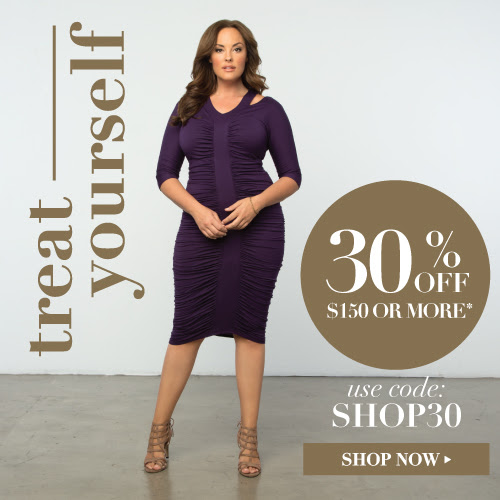 Kiyonna: Treat Yourself to 30%...