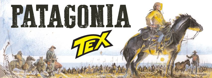 """E' in libreria per Bao Publishing """"Patagonia"""", una delle storie più amate di Tex"""