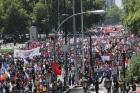 В Чили ширятся протесты против неравенства