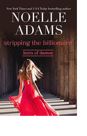 Stripping the Billionaire by Noelle Adams