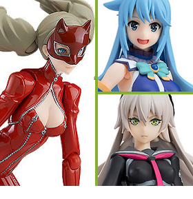 NEW FIGMA FIGURES
