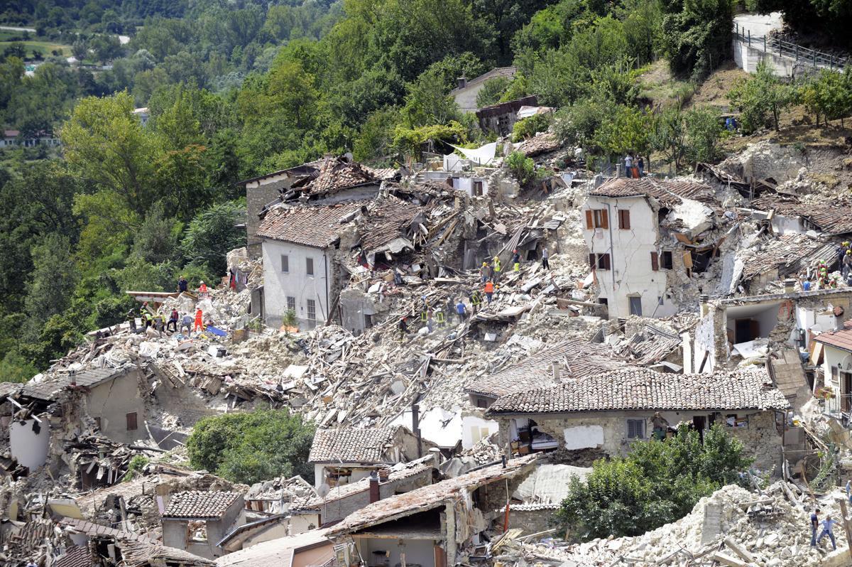 255823e78d134c519ec418431142354b 255823e78d134c519ec418431142354b 0 - A 6.2 earthquake rattles Italy