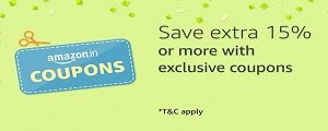 Prime Exclusive coupons - Min. 15% extra off*