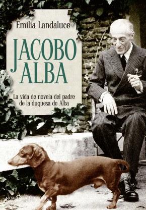 Portada de Jacobo Alba