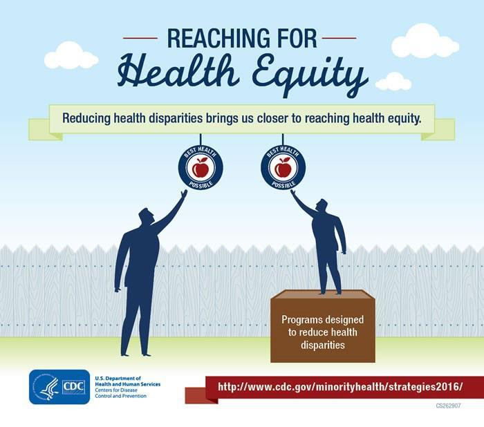 Reaching for Health Equity