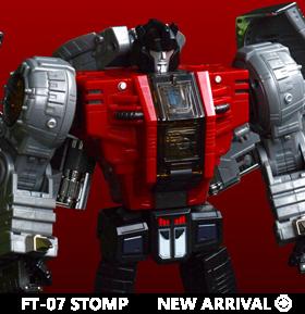FT-07 Stomp (Reissue)