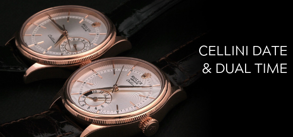 Modern Cellini Watches