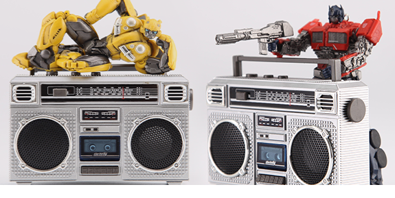 Transformers: Bumblebee Mini Retro Cassette Player