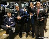 Brokeri la Bursa din New York