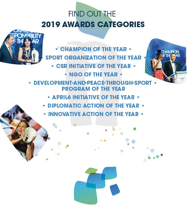 FIND OUT THE 2019 CATEGORIES