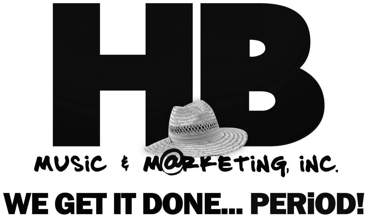 HB Music and Marketing BW