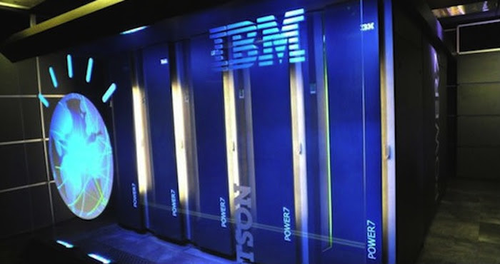 La supercomputadora de IBM encabeza el ambicioso proyecto de salud. Foto: EFE