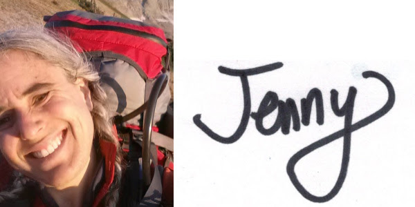 jenny signature and picture