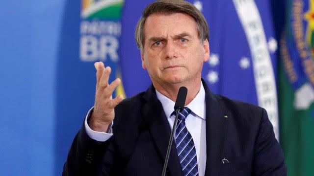 Bolsonaro defende excludente de ilicitude contra protestos violentos