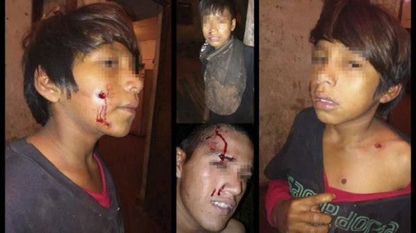 1Arg_Formosa__Represión a niños Wichi