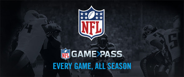 Get NFL Game Pass US for the p...