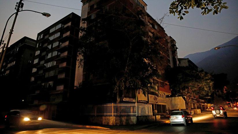 Nuevo apagón en Venezuela deja sin luz por varias horas a la capital y otros estados del país