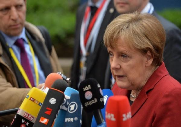 Mέρκελ: Ελπίζω ότι θα έχουμε κυβέρνηση πριν το Πάσχα