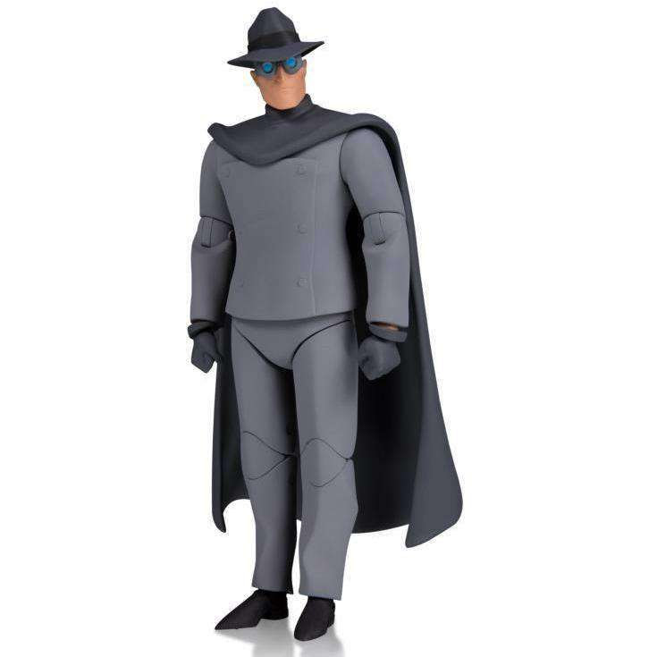 Image of Batman: The Animated Series Gray Ghost Figure