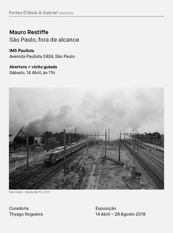 Mauro Restiffe  | São Paulo, fora de alcance