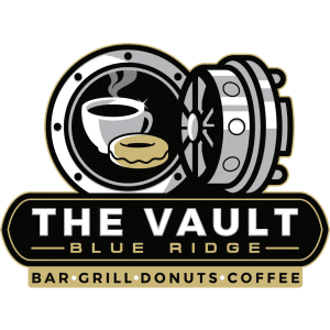 The Vault Blue Ridge logo
