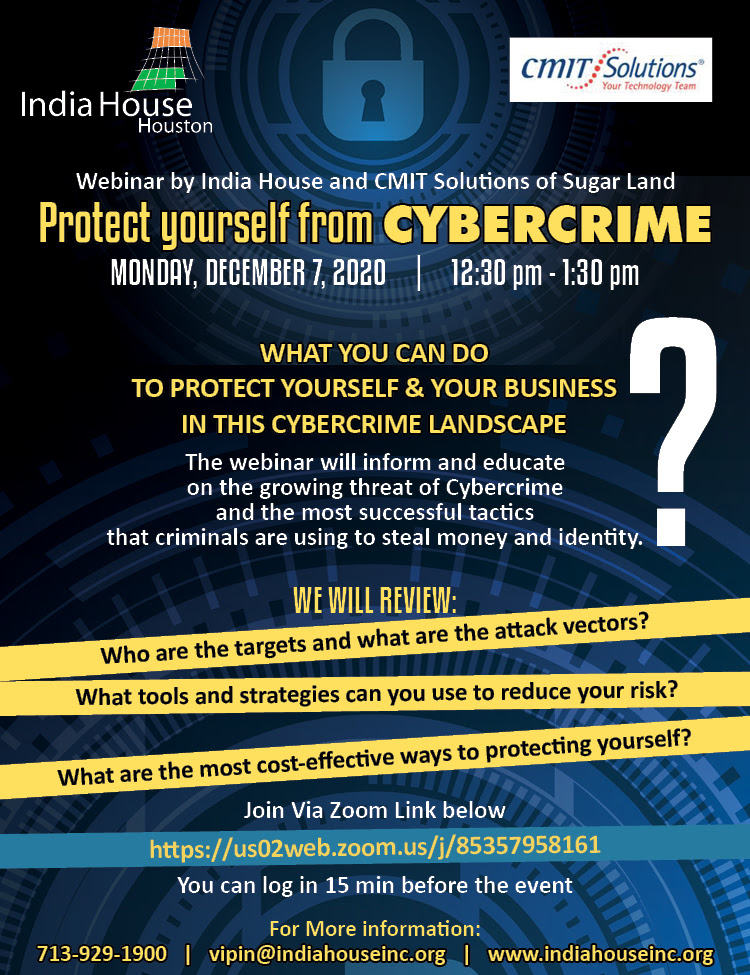 Webinar Cyber Security 2020-12-07