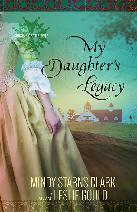 BOOK REVIEW: My Daughter's Legacy by Mindy Starns Clark and Leslie Gould