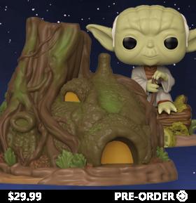 Pop! Town: The Empire Strikes Back 40th Anniversary - Yoda's Hut