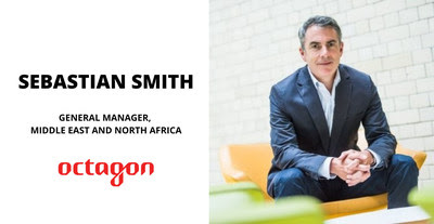 SEBASTIAN SMITH, REGIONAL GENERAL MANAGER OF OCTAGON MIDDLE EAST AND NORTH AFRICA