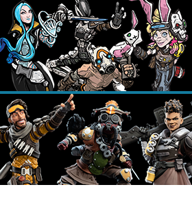 APEX LEGENDS MINI EPICS