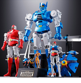 Gordian Warrior Soul of Chogokin GX-95 Gordian