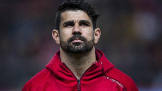 Diego Costa é alvo da PF em operação por lavagem de dinheiro em site de apostas