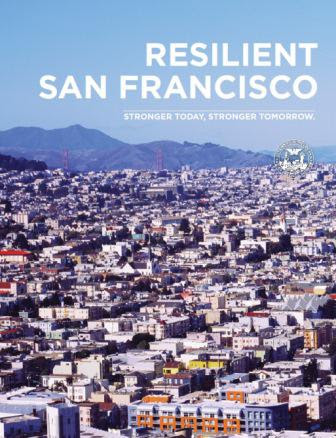 resilient san francisco brochure cover image