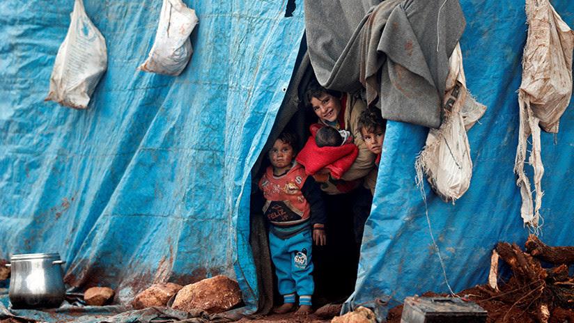 Rusia espera que la comunidad internacional participe activamente en el regreso de refugiados sirios