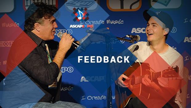 ASCAP EXPO Feedback