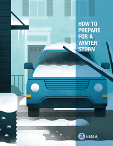 How to Prepare for a Winter Storm Guide
