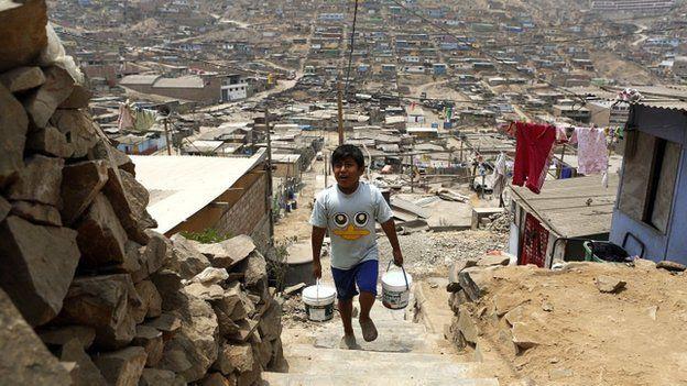 Lima slum
