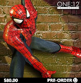 ONE:12 COLLECTIVE SPIDER-MAN
