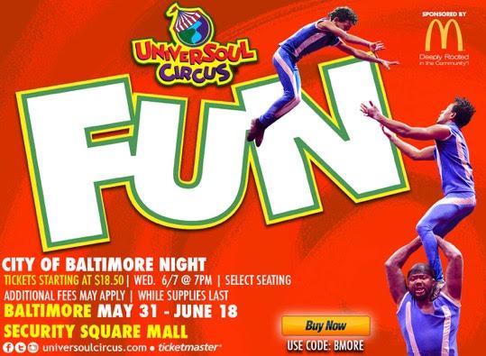 Soul Circus May-June 2018