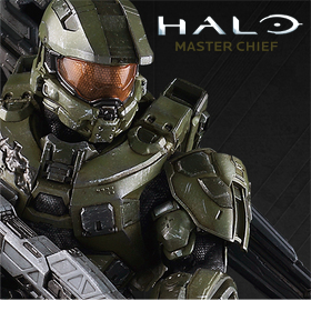 HALO 2 ANNIVERSARY EDITION PLAY ARTS KAI MASTER CHIEF