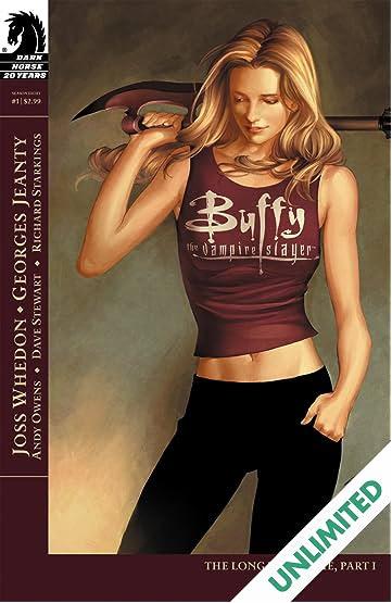 Buffy the Vampire Slayer: Season 8 #1